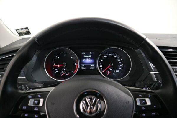 VW Tiguan 2,0 TDi 150 Comfortline DSG 4M BMT - billede 3