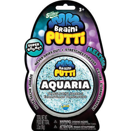 Buy 1 Get 1 50/% OFF Orb Slimy Braini Putti Never Dries Stretches Forever Putty