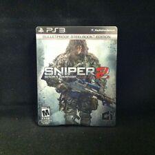 Sniper: Ghost Warrior 2 [BulletProof SteelBook Edition] (PlayStation 3) [Dented]