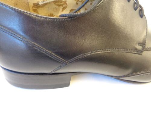 hommes Uk 8 Hurst lacets en à Chaussures noires pour cuir Soiled boutique TqY8xwx0