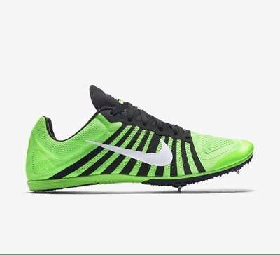 Reliable Nike Zoom D Herren Entfernung Spur Laufschuhe Spitzen 819164-301 Msrp Bekleidung