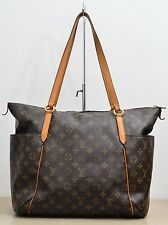 Louis Vuitton LV Totally MM Monogram Shoulder Bag Used Authentic