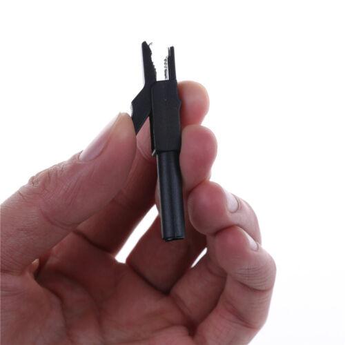 Multifunctional Aligator Clip Insulative Full Protective Crocodile clip  Kq