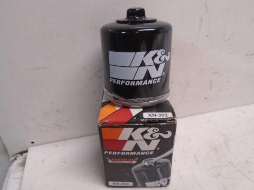 K/&N OIL FILTER KN-303 HONDA CB1000 KAWASAKI VN1500 Polaris  Magnum Yamaha R1