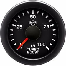 FITS FORD DODGE CHEVY AND MORE ISSPRO  EV2 BOOST GAUGE R17433 ..