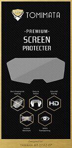 Tomimata-Yamaha-MT-07-FZ-07-Speedo-Screen-Protector-Shield-Guard-3PACK-3x-MATTE