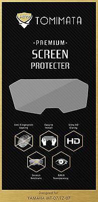 Yamaha MT-07 FZ-07 Cluster Speedo Screen Protector Shield Guard 3PACK-3x MATTE