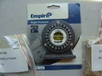 Empire Level 361 Angle Protractor Magnetic