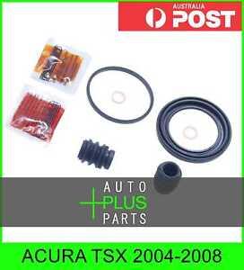 Fits-ACURA-TSX-2004-2008-Brake-Caliper-Cylinder-Piston-Seal-Repair-Kit