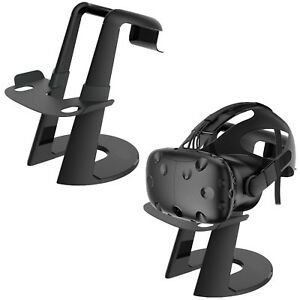 8f3cd173f5d1 Universal VR Headset Stand Holder Organizer for PS4 PSVR HTC Vive ...