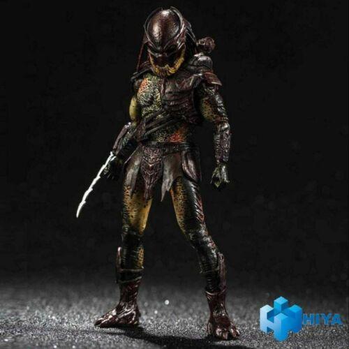 """Hiya Toys predatori squisita Minis 1//18 SCALA 4/"""" Action Figure ufficiali nel Regno Unito NUOVO"""