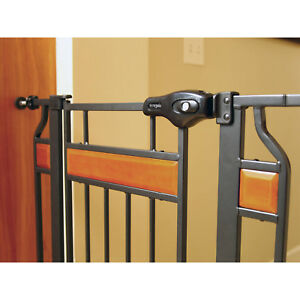 EXTRA TALL WALK Thru Safety Gate Baby Indoor Security Dog Pet Door ...