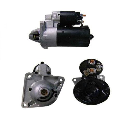 Fits FIAT Barchetta 1.8 i.e 16V Starter Motor 1995-2000 10147UK