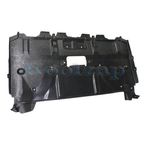 56410AJ01B 10-13 Legacy Front Engine Splash Shield Under Cover Automatic Trans