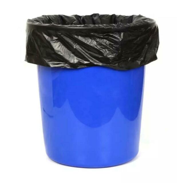 Heavy Duty Garbage Bags 33 Gallon 33x39 Inch 1.5mil 40Trash Bags