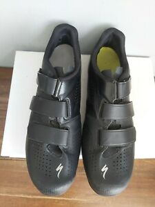 SPECIALIZED-Black-Cycling-Road-Shoes-6-0-Body-Geometry-Size-UK-12-75-EU-48