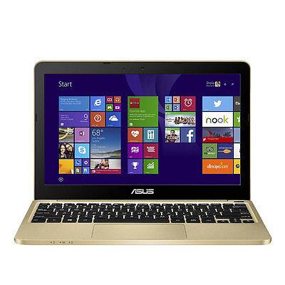 "ASUS EeeBook X205TA 11.6"" Mini Light Weight Laptop Intel Atom, 32GB, Windows 10"