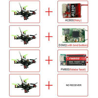 90tgt Fpv Racing Rc Drone Pnp + F3 1103 7800kv Brushless Motor Camera