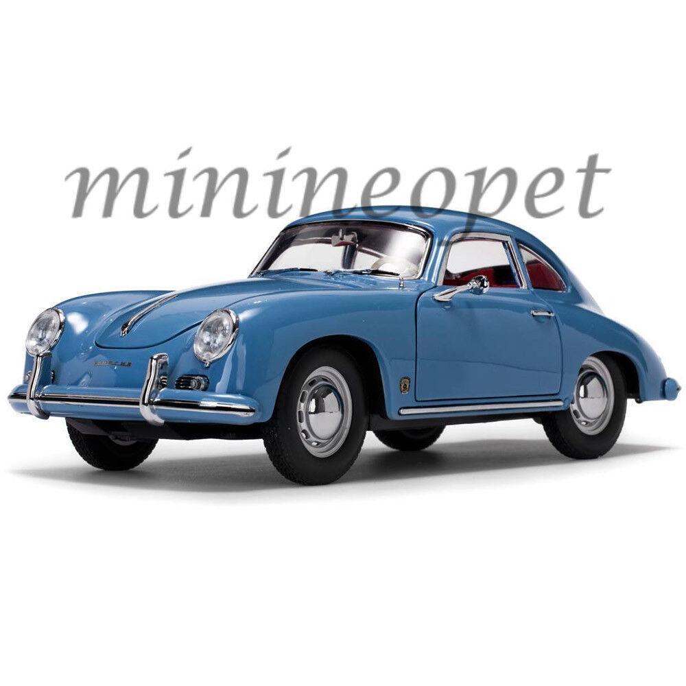 SUN STAR 1342 1957 PORSCHE PORSCHE PORSCHE 356A 1500 GS CARRERA GT COUPE 1 18 AQUAMARINE blueE cc1a9a