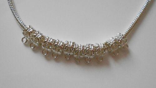 Plateado Plata Mariposa libertad bajo fianza Beads Set De 25 50 o 100 Para Pulsera Europea