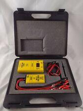 Greenlee 5775vs Wire Sorter Kit Lightly Used