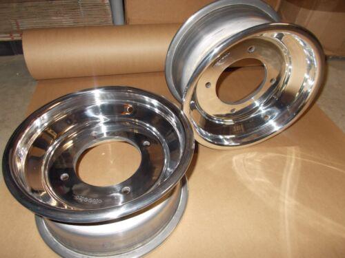 2 Rims Wheels Front Honda TRX 250R 250X 250EX 300EX 300X 400EX 450R 450ER