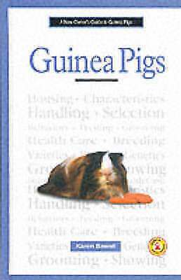 1 of 1 - A New Owner's Guide to Guinea Pigs, 0793828309, New Book