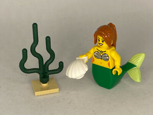 NEW LEGO Gold Prospector Fedora Cowboy GENUINE Minifigure 45023 Mini Figure