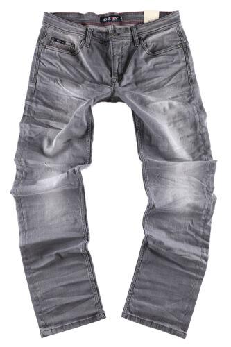 Big Seven Jake regular straight fit Herren Jeans Hose Übergröße oversize XXL neu