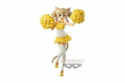 Sword Art Online Memory Defrag EXQ Figure Fure Fure LOVE Cheers Silica NEW***