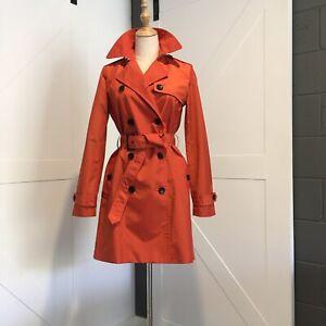 super quality terrific value cheap sale Details about Laura Ashley Design Trench Coat Size 6