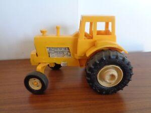Acerca Granja Juguete Detalles Ford De Procesado Plásticos Vintage Título Mostrar Original Co Tractor Amarillo k80PXnwON