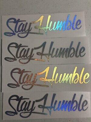 Illest Car Window Decal Sticker Oil Slick Rainbow Holographic Import