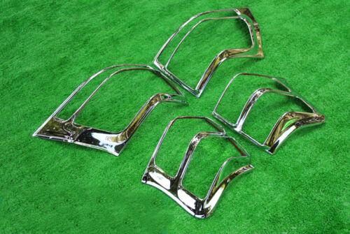 Car Rear Tail Light Cover Lamp Trim  For Toyota Land Cruiser Prado FJ150 10-13