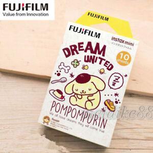 1-Pack-Pompompurin-Fujifilm-Instax-Mini-Instant-Film-For-Mini-7s-25-50s-90-SP-1