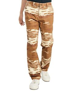 new lifestyle offer discounts order online Tommy Hilfiger Men's Custom-Fit Stretch Jason Camouflage Chinos ...