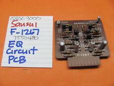 SANSUI F-1267 7550480 EQ CIRCUIT PCB QRX-3000 QUAD  RECEIVER