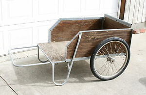 Merveilleux Image Is Loading Very Rare First Production Run Garden Way Cart