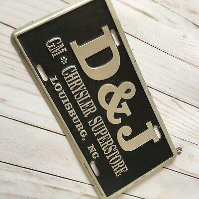 CHEVY DEALER HUNTINGBURG INDIANA ADVERTISING RAIN BONNET STRUCKMAN VTG 1 WHITE