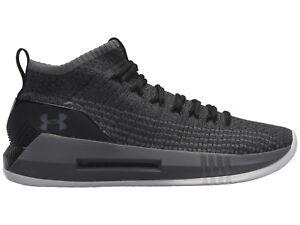 Blackgrey Heat Ua Shoes Seeker About Men's Under Basketball Details Armour knO0wP