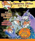 Geronimo Stilton Books 11-12: It's Halloween, You 'Fraidy Mouse!/Merry Christmas, Geronimo! by Geronimo Stilton (CD-Audio)