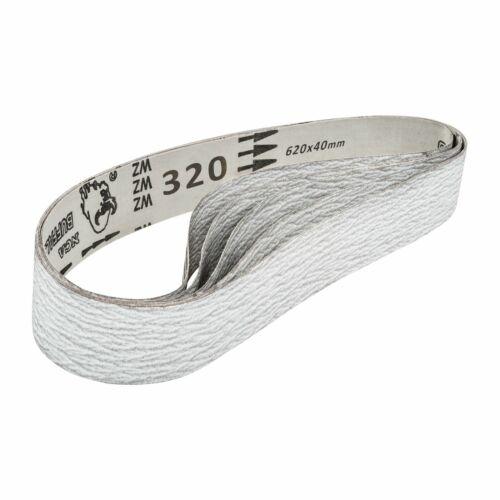 Schleifband Für Rohrbandschleifer Satiniermaschine 620X40 Mm Körnung 320