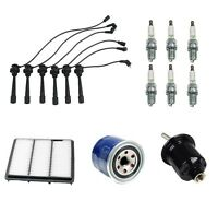 Mitsubishi Montero Sport 97-99 3.0l Tune Up Kit W/ Filters Wire Set Spark Plugs on sale