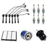 Mitsubishi Montero Sport 97-99 3.0l Tune Up Kit W/ Filters Wire Set Spark Plugs on sale