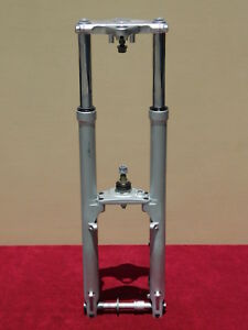 STRAIGHT-Front-Forks-w-Clamp-97-04-BMW-K1200RS-K1200-RS-Complete-Fork-1200RS