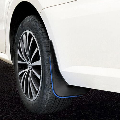 4pcs For Acura MDX 2013-17 Mudguard ABS Mud Flaps Splash Guards Fender Mudguard