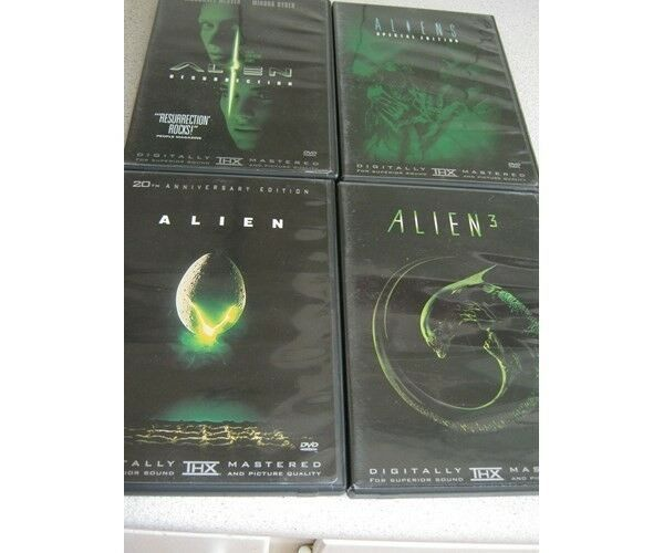 DVD, science fiction