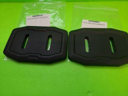 Genuine Husqvarna Skid Shoes 583838801 for ST224 ST227 ST230 ST324 ST330 4