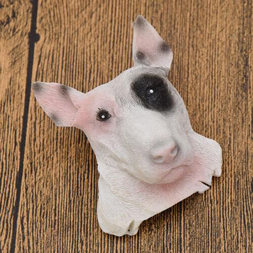 1Pc Fridge Cute Sleeping Small French Bulldog Pet Magnetic Sticker Home Decor