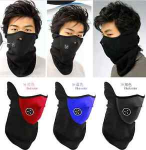 Ski-Snowboard-Motorcycle-Bicycle-Winter-Neck-Warmer-Warm-Sport-Face-Mask-New